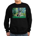 Bridge / Keeshond Sweatshirt (dark)