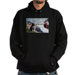 CREATION / Black Lab (#2) Hoodie (dark)