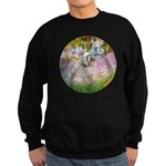 Garden / Lhasa Apso Sweatshirt (dark)