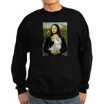 Mona Lisa / Maltese Sweatshirt (dark)