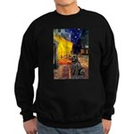 Cafe & Newfoundland Sweatshirt (dark)