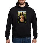 Mona / Norfolk Terrier Hoodie (dark)