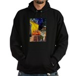 Cafe / Nor Elkhound Hoodie (dark)