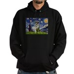 Starry / Nor Elkhound Hoodie (dark)