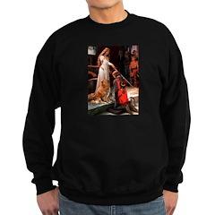 The Accolade & Nova Scotia. Sweatshirt (dark)