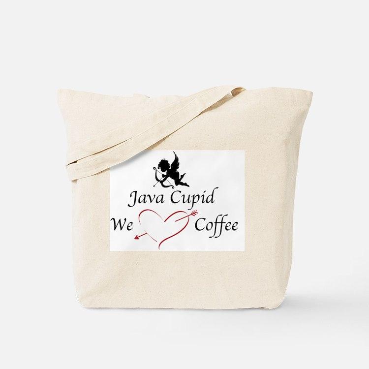 Cute Cupid Tote Bag