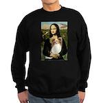 Mona's Papillon Sweatshirt (dark)