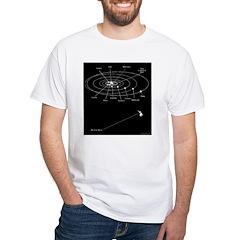 Lost Keys In Space Shirt