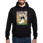 Spring & Papillon Hoodie (dark)
