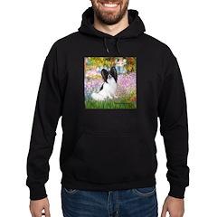Garden & Papillon Hoodie (dark)