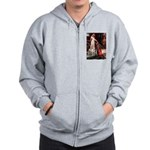 The Accolade / Pitbull Zip Hoodie
