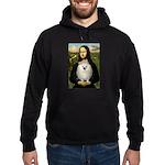 Mona / Pomeranian(w) Hoodie (dark)