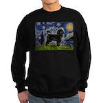 Starry Night / PWD (#2) Sweatshirt (dark)