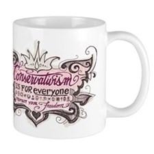 Conservativism is for Everyon Mug