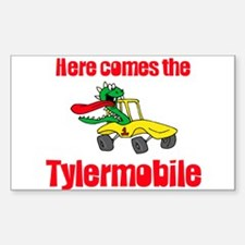 Tylermobile Rectangle Decal