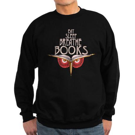 Eat Sleep Sweatshirt (dark)