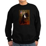 Lincoln / Rat Terreier Sweatshirt (dark)