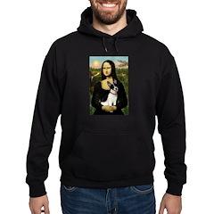 Mona / Rat Terrier Hoodie