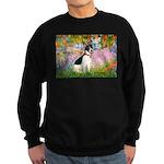 Garden / Rat Terrier Sweatshirt (dark)