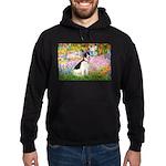 Garden / Rat Terrier Hoodie (dark)