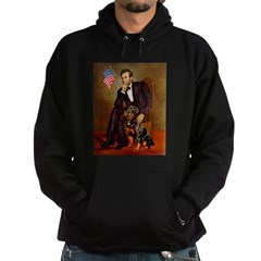 Lincoln's Rottweiler Hoodie