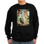 Venus & Rottweiler Sweatshirt (dark)