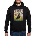 Spring / Rottweiler Hoodie (dark)