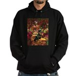 The Path / Rottie Hoodie (dark)