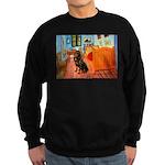 Room / Rottweiler Sweatshirt (dark)