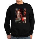 Accolade / Schnauzer (#8) Sweatshirt (dark)