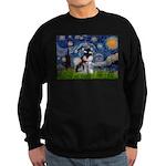 Starry / Schnauzer Sweatshirt (dark)