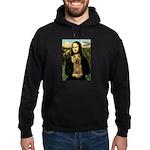 Mona Lisa / Silky T Hoodie (dark)