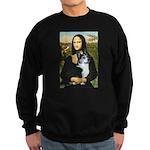 Mona Lisa / Corgi (bibl)Mona's Pembroke Sweatshirt