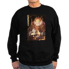 Queen / Welsh Corgi Sweatshirt