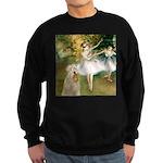 Dancer1/Wheaten T Sweatshirt (dark)