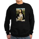 Mona's Wheaten Sweatshirt (dark)