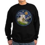 Starry / Wheaten (#1W) Sweatshirt (dark)