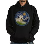 Starry / Wheaten (#1W) Hoodie (dark)