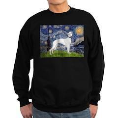 Starry Night / Whippet Sweatshirt