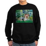 Bridge / Yorkie (T) Sweatshirt (dark)