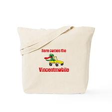 Vincentmobile Tote Bag