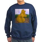 Yellow ET Pigeon Sweatshirt (dark)
