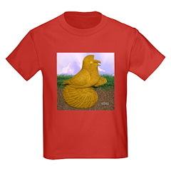 Yellow ET Pigeon T