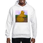 Yellow ET Pigeon Hooded Sweatshirt