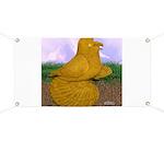 Yellow ET Pigeon Banner
