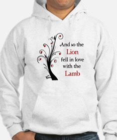 Lion and the Lamb Hoodie