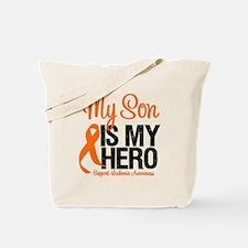 Leukemia Hero Tote Bag
