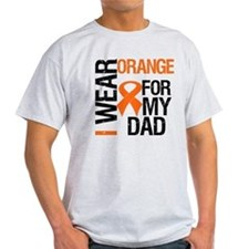I Wear Orange For My Dad T-Shirt
