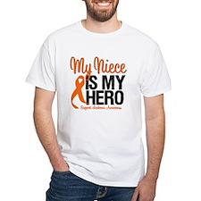 LeukemiaHero Niece Shirt