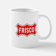 Frisco Railroad Mugs